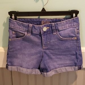 🔹️3/$20🔹️Justice Jean Shorts